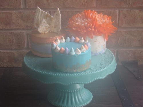 foggy cakes
